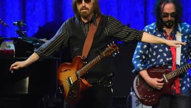 Tom Petty est mort à 66 ans