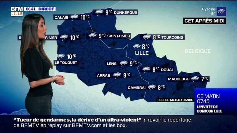 Météo Nord-Pas-de-Calais: des averses ce mardi