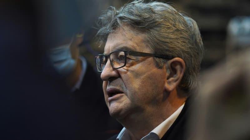 """Projet de loi sanitaire partiellement validé: Mélenchon évoque une """"décision très décevante"""""""