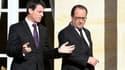 François Hollande et Manuel Valls peinent à trouver des soutiens au sein de leur propre majorité.