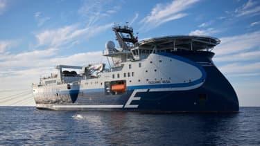 Le groupe parapétrolier français se dote ainsi de sept nouveaux navires pour gérer son activité