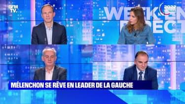 Jean-Luc Mélenchon se rêve en leader de la gauche - 17/10