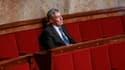 Henri Guaino, député UMP et ancien conseiller de Nicolas Sarkozy, à l'Assemblée nationale le 10 septembre 2013.