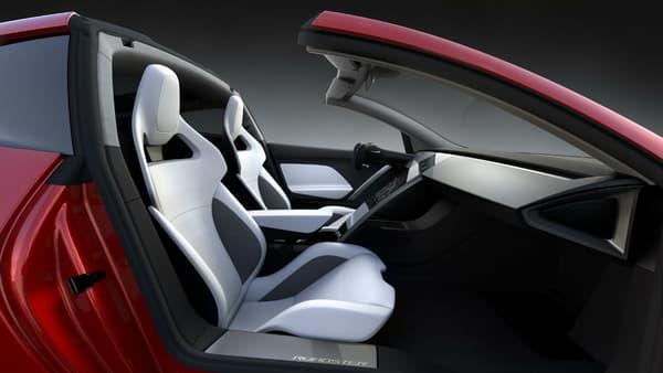 Le nouveau Roadster offrira quatre places.