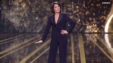Florence Foresti lors de la cérémonie des César 2020