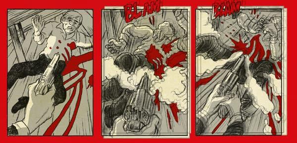 La tentative d'assassinat de Warhol