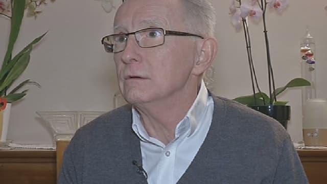 Yves, 64 ans, a été pris en otage durant plus d'une heure trente mardi soir dans son salon de coiffure.