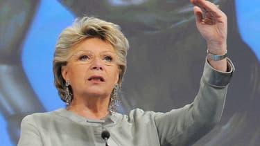 """Viviane Reding, ex-commissaire européenne chargée de la société de l'information et des médias : """" Il faut combattre les terroristes et les criminels sans enlever les libertés et les droits des citoyens lambda"""""""