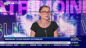 Marie Coeurderoy: Ce que veulent les Français en matière d'immobilier - 06/09