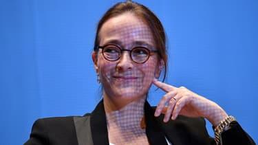 """Des tensions? """"Ce n'est pas la nature des liens que France Télévisions entretient avec l'État"""", a assuré Delphine Ernotte, présidente de France TV"""