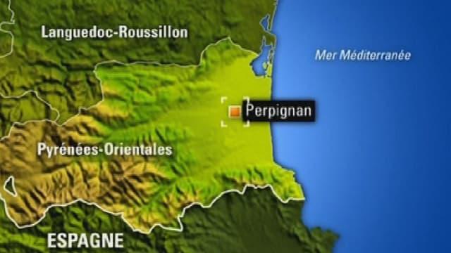 Le corps d'une jeune égorgée fille a été retrouvé, ce mardi, dans un parc de Perpignan.