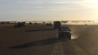 Des soldats maliens, le 02 novembre 2017