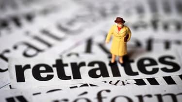 Cinq chiffres sur les retraités français