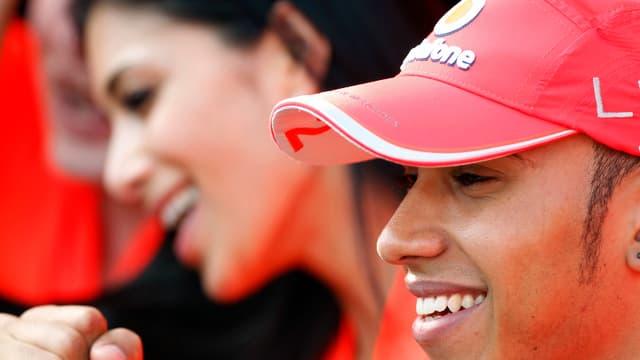 Lewis Hamilton a signé la 18e pole position de sa carrière
