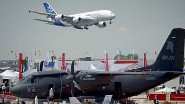 Airbus avait déjà devancé son concurrent lors du Salon du Bourget, en juin dernier.