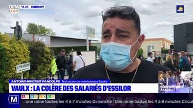 Vaulx-en-Velin : la colère des salariés d'Essilor