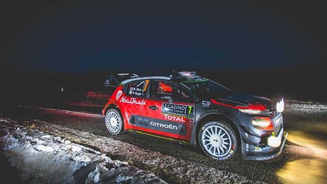 Citroën signe son retour en championnat du monde des rallyes cette saison avec une nouvelle voiture, la C3 WRC.