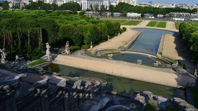Photo d'illustration du domaine national de Saint-Cloud.