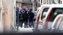Clément Baur a été interpellé dans la cage d'escalier de l'immeuble où il louait un appartement à Marseille.
