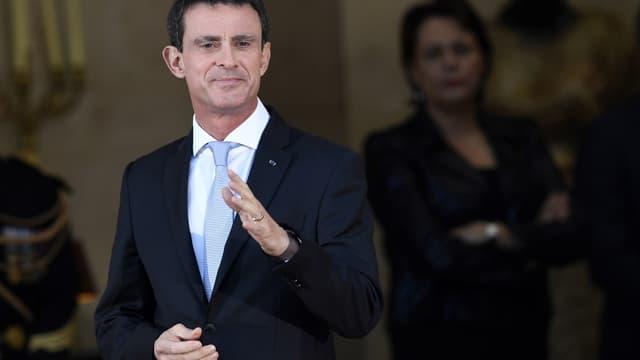 Manuel Valls est désormais candidat à l'élection présidentielle.