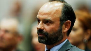 Édouard Philippe, le député-maire du Havre.