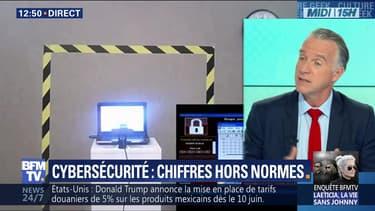 Cybersécurité : des chiffres hors norme