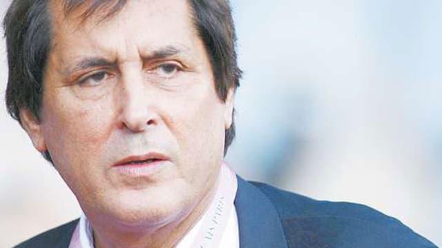 Max Guazzini, le président du Stade Français