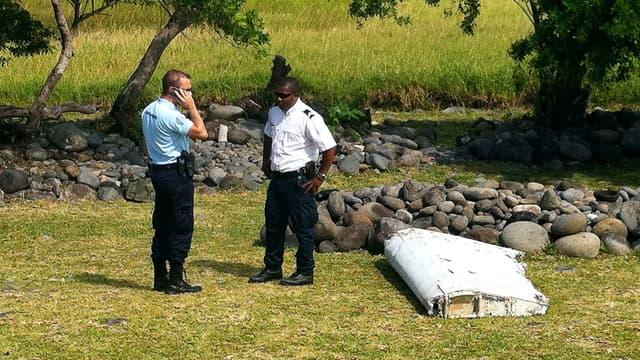 Un débris d'avion a été retrouvé à La Réunion, plus d'un an après la disparition du MH370