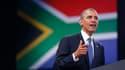 Barack Obama a rencontré samedi à Johannesburg des proches de l'ancien président sud-africain Nelson Mandela, toujours dans un état critique dans un hôpital de Pretoria. Le président américain a rendu un vibrant hommage à l'icône de la lutte anti-aparthei