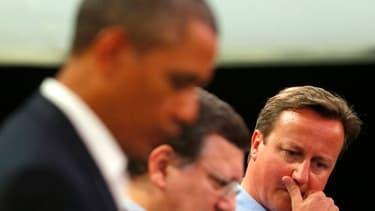 Les dirigeants du G8 sont réunis à Belfast, ce lundi 17 juin.