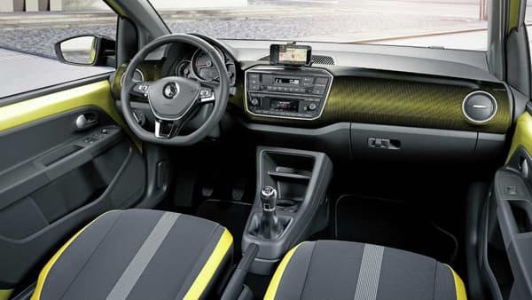 Le 1er mars, au salon de Genève, Volkswagen dévoilera la version restylée de la Up.