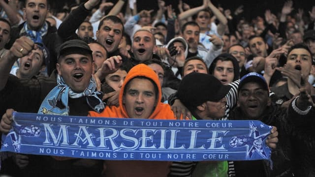 Supporters de Marseille
