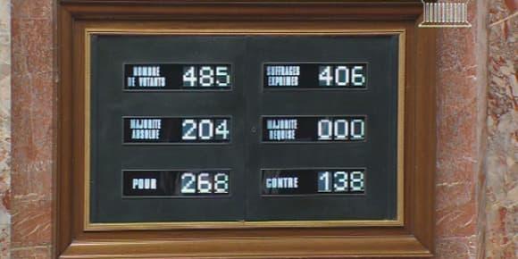 La proposition de loi visant à pénaliser les clients de prostituées a été adoptée par les députés le 4 décembre 2013.