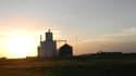 Un silo de céréales du midwest américain n'est visiblement pas le pire endroit du monde pour perdre son iPhone.