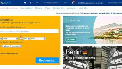 Arnaud Montebourg dénonce certaines clauses du site Booking.