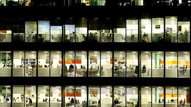 La proportion des salariés travaillant de nuit a plus que doublé en 20 ans.