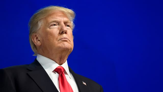 Donald Trump avait menacé de mettre son véto à la loi de finances.