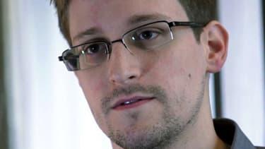 Edward Snowden, par qui le scandale Prism a été révélé.