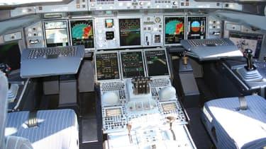 Rockwell Collins fabrique notamment des équipements électroniques pour les cockpits (image d'illustration)