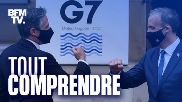 """Les ministres des Finances du G7 ont annoncé samedi 5 juin 2021 un accord """"sans précédent"""" sur un impôt mondial minimum"""