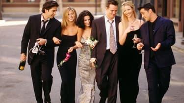 La série Friends débarque sur les planches new-yorkaises