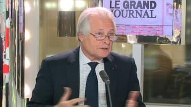 Jean-François Roubaud, le patron de la CGPME, était l'invité du Grand journal de BFM Business, lundi 3 décembre.
