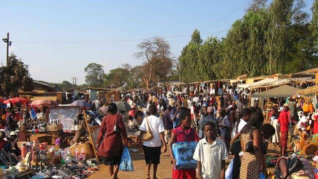 Au Malawi,  une foule brûle 7 personnes soupçonnées de sorcellerie - Mercredi 2 mars 2016 - Image d'illustration