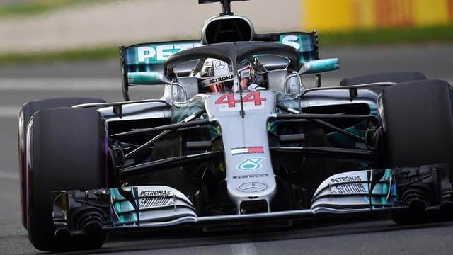 Écurie Mercedes - AFP