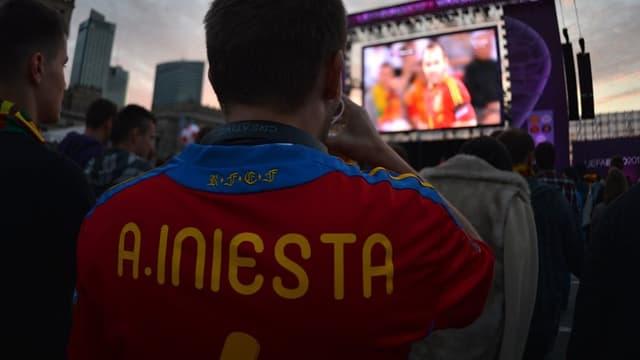 Les Espagnols délaissent la Roja