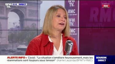"""Pr Karine Lacombe: """"On sait maintenant que les vaccins préviennent la transmission du virus"""""""