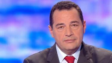 Jean-Frédéric Poisson, président du Parti chrétien-démocrate et candidat à la primaire de la droite et du centre, le 13 octobre 2016.