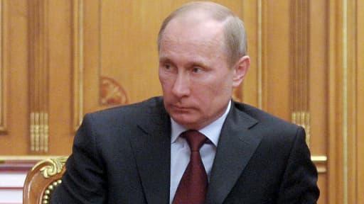 Vladimir Poutine se sépare de Lioudmila.
