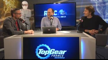 Bruce Jouanny et Le Tone ont participé à leur premier live video animé par François Sorel le 10 février pour répondre aux questions de Top Gear France.