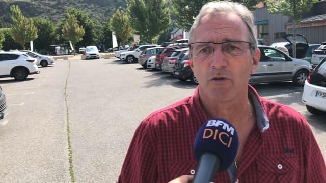 Victime d'un malaise, le maire de l'Argentière-la-Bessée est mort à l'âge de 63 ans